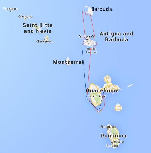 Antigua-barbuda-parcours