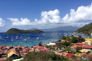 Croisiere Guadeloupe avec skipper