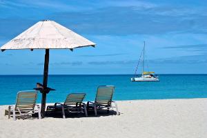 Croisiere catamaran Antigua