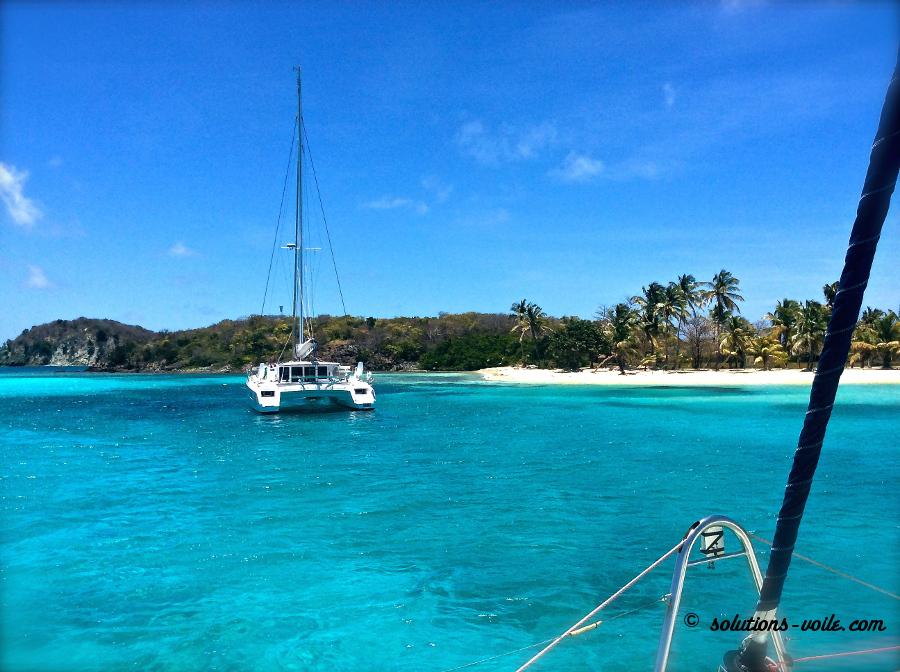 stage-voile-croisiere-grenadines-catamaran