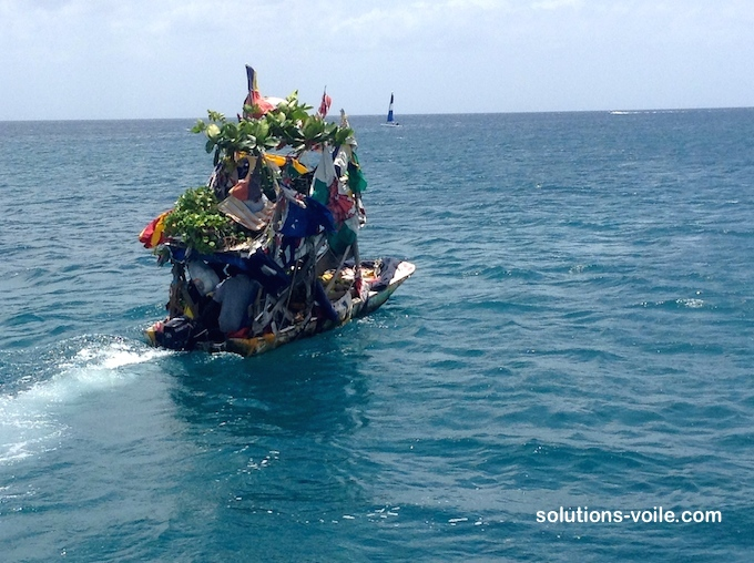 croisiere en catamaran - Rodney bay