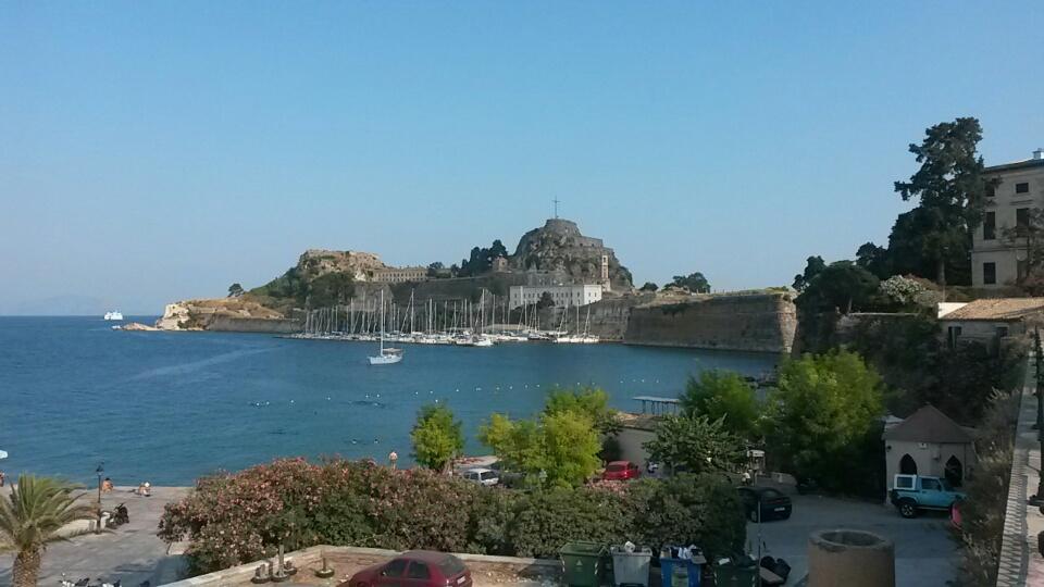 Corfou-citadelle