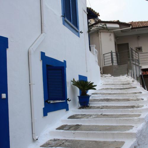 Parga-maison-bleue