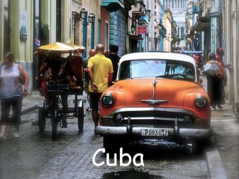 Croisière avec skipper à Cuba