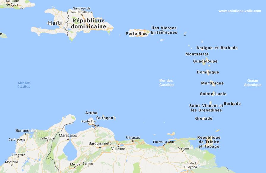 Les Antilles