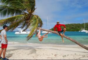 Stage de voile Grenadines