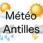 la météo aux antiles -Guadeloupe-Martinique-Bequia