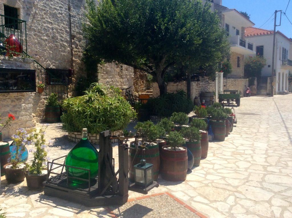 Stage de voile en Grèce