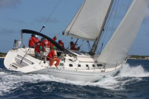 Dufour-45-Guadeloupe