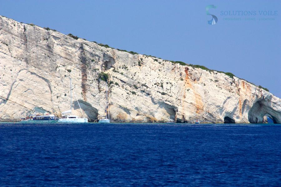 Zakinthos - grotte bleue